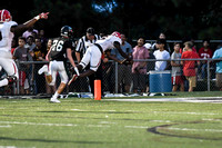 2017-08-11 Allatoona vs Kennesaw Mountain Scrimmage