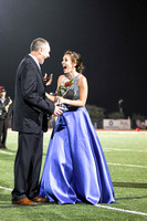 2017-10-13 Homecoming Court