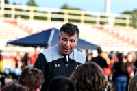 Allatoona vs River Ridge Football Friday Night Action