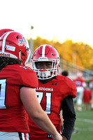 Allatoona vs Hapeville Football Friday Night Action