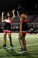 Allatoona Dance Team during Allatoona vs Dalton Football Friday Night Action