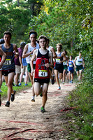 Allatoona JV and Varsity Cross Country at Cobb County Championships