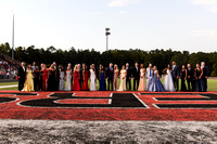 2019 Allatoona High School Homecoming Court