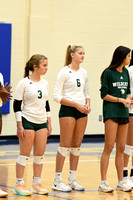 Pace vs. Westminster in 3A GHSA Volleyball State Championship presented by Mizuno