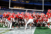 2019 6A GHSA State Championship Game with Allatoona vs Harrison