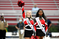 Allatoona vs South Cobb High School Friday Night Football action