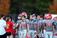 JV Allatoona vs JV Harrison Football