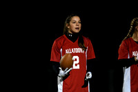 Allatoona Flag Football vs Parkview in First Round Playoffs