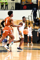 Lanier vs Evans during Inaugural Lemon Street Classic Basketball Tournament