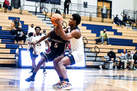 Norcross vs Warner Robins during Inaugural Lemon Street Classic Basketball Tournament