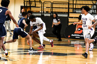 Norcross vs Miller Grove during Inaugural Lemon Street Classic Basketball Tournament