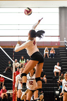 2017-08-08 Varsity VB vs South Paulding