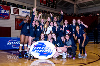2017 GHSA State Volleyball Championship: 1A, 2A, and 3A